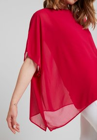 Cortefiel - CREW NECK  AND OVERSIZED - Bluser - pink - 5