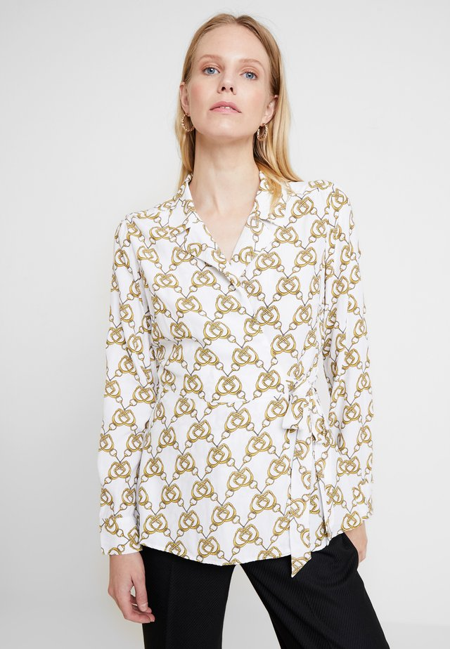 PRINTED STYLE BLOUSE - Blusa - several