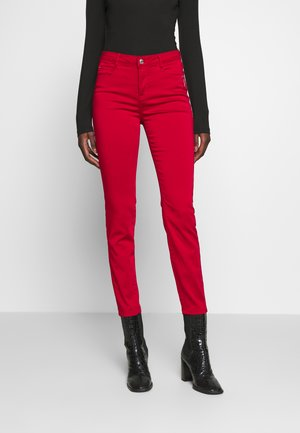 SENSATIONAL SUPER FIT 5-POCKETS TROUSERS - Jeans Skinny Fit - red