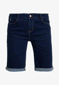 Cortefiel - BASIC BERMUDA - Jeans Short / cowboy shorts - blues - 3