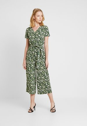 PRINTED CROPPED - Overal - greens