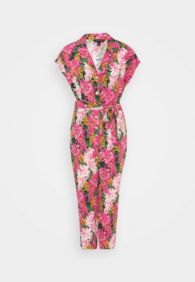 Jumpsuit - multi coloured