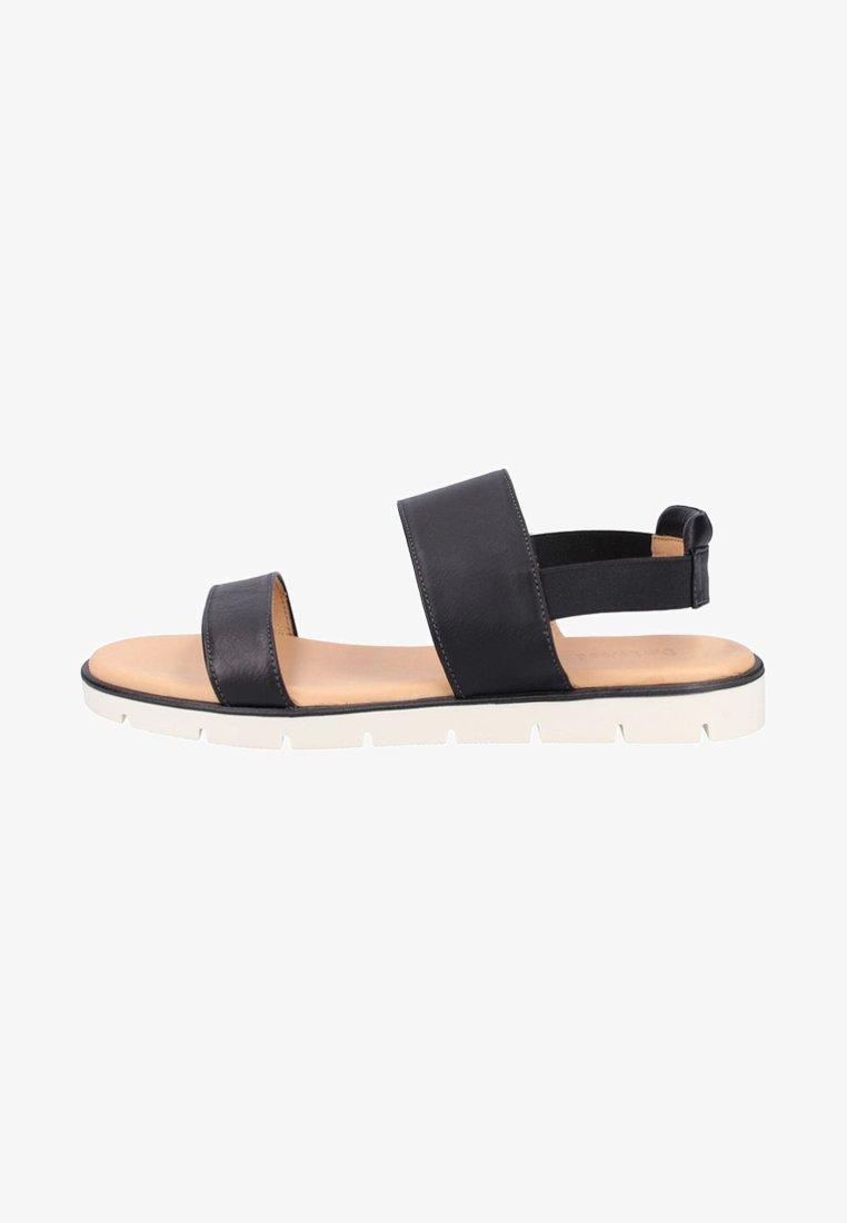 Darkwood - Sandals - black