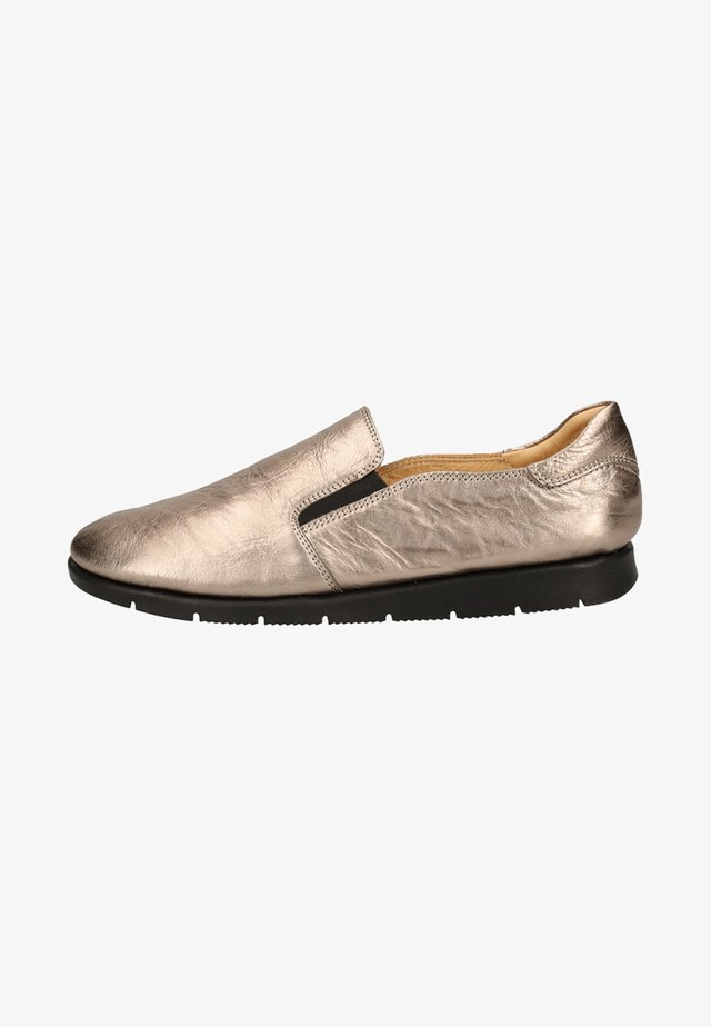 Slipper - bronze