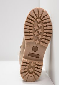Darkwood - Lace-up ankle boots - beige - 6