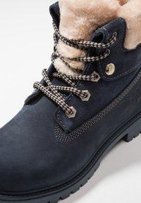 Darkwood - Snørestøvletter - blue - 2
