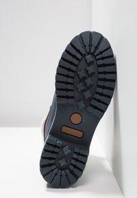 Darkwood - Snørestøvletter - blue - 6