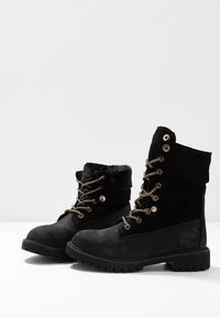 Darkwood - Lace-up ankle boots - black - 7