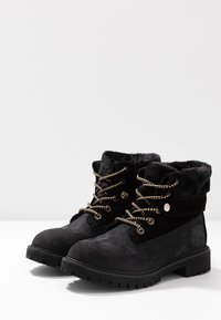 Darkwood - Lace-up ankle boots - black - 4