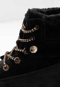 Darkwood - Lace-up ankle boots - black - 2