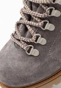 Darkwood - 7007 - Winter boots - dark grey - 2