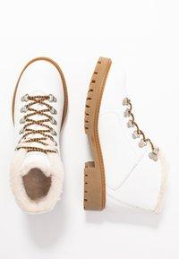 Darkwood - Kotníková obuv - white - 3