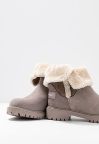 Darkwood - Winter boots - taupe - 7