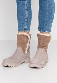 Darkwood - Winter boots - taupe - 0