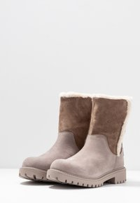 Darkwood - Winter boots - taupe - 4