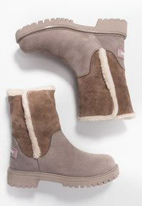 Darkwood - Winter boots - taupe - 3