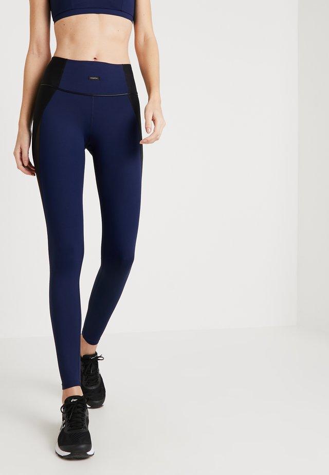 VELOCITY - Legging - blue