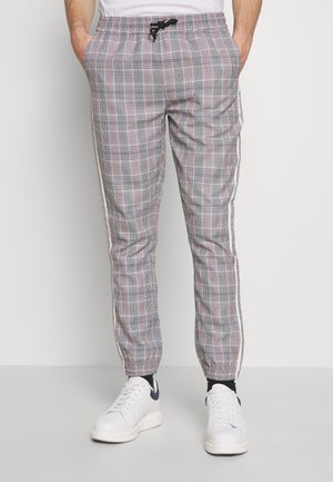 RICCO - Kalhoty - tartan