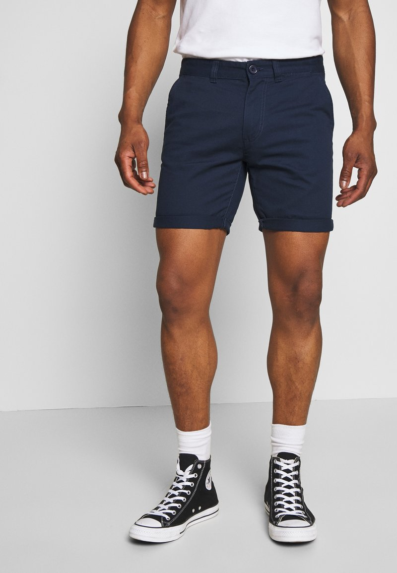 D-STRUCT - GROVE - Shorts - navy
