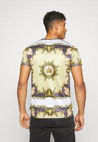 D-STRUCT - ALBERT - T-shirts print - ecru - 2