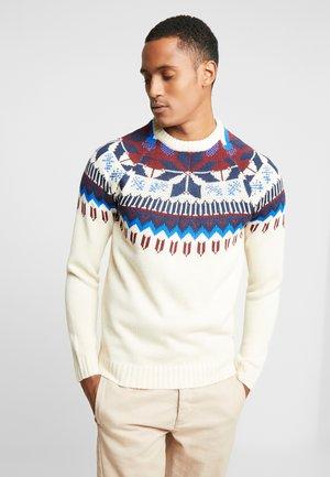 JONDAL - Pullover - ecru