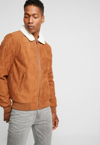 D-STRUCT - NAMPA - Light jacket - tan - 0