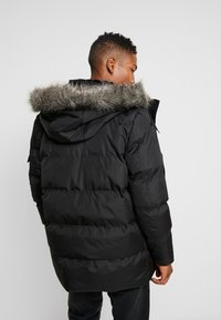 D-STRUCT - THORIUM - Winter coat - black - 2