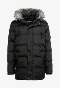 D-STRUCT - THORIUM - Winter coat - black - 3