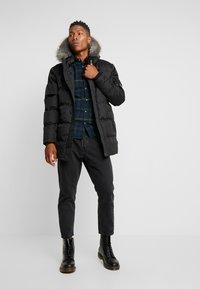 D-STRUCT - THORIUM - Winter coat - black - 1