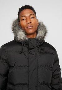 D-STRUCT - THORIUM - Winter coat - black - 4