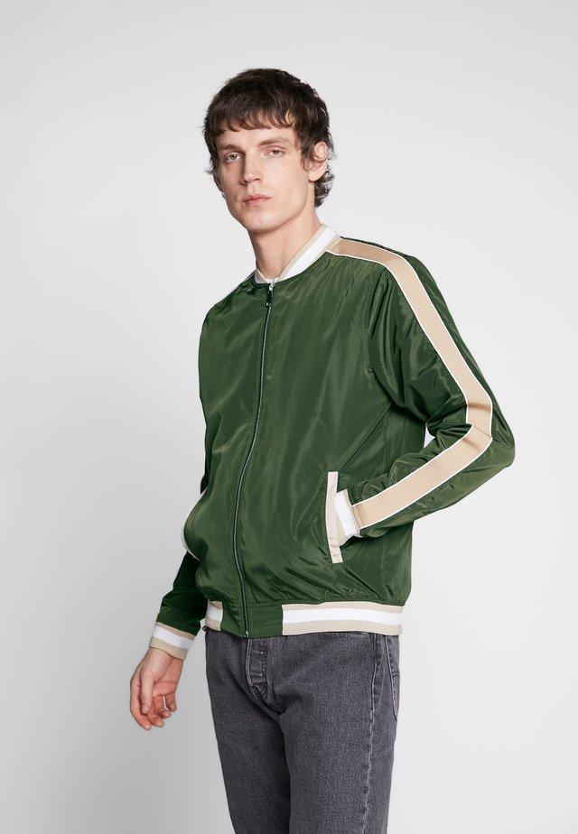 POLTON - Bomber Jacket - green