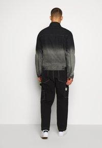 D-STRUCT - ARIES  - Denim jacket - grey wash - 2