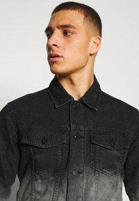 D-STRUCT - ARIES  - Denim jacket - grey wash - 3