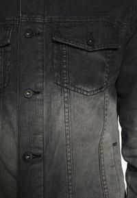 D-STRUCT - ARIES  - Denim jacket - grey wash - 6