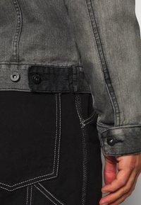 D-STRUCT - ARIES  - Denim jacket - grey wash - 4