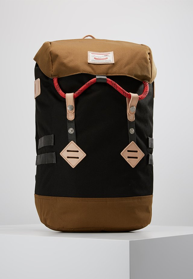 COLORADO - Rucksack - black/khaki