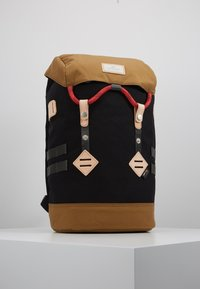 Doughnut - COLORADO - Reppu - black/camel - 0