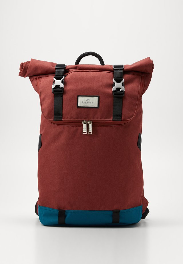 CHRISTOPHER MID TONE SERIES - Mochila - maroon/teal