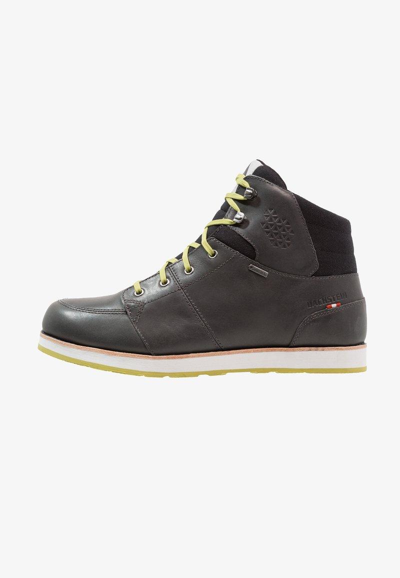 Dachstein - HUBERT GTX - Hiking shoes - graphite/oasis