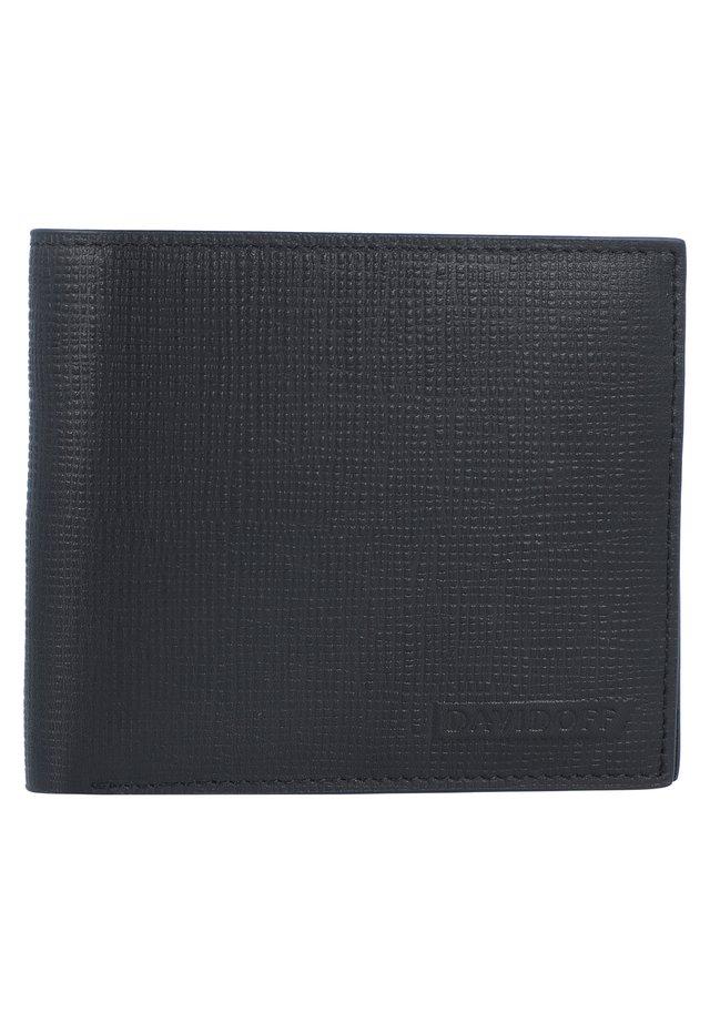 CROSSROADS GELDBÖRSE LEDER 11,5 CM - Wallet - black
