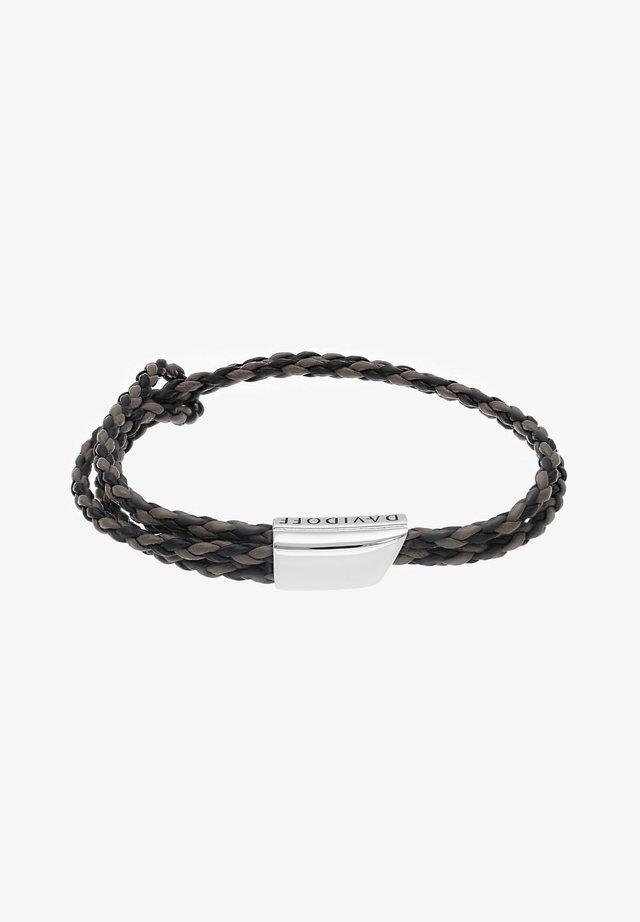 CROSSROADS - Bracelet - schwarz/braun