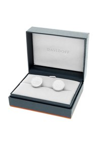 DAVIDOFF - ZINO - Cufflinks - rhodium-coloured - 2