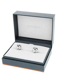 DAVIDOFF - Cufflinks - silver-coloured - 2