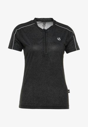 THEORY - T-Shirt print - black