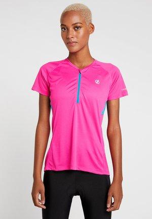 TRIBE - T-Shirt print - cyber pink
