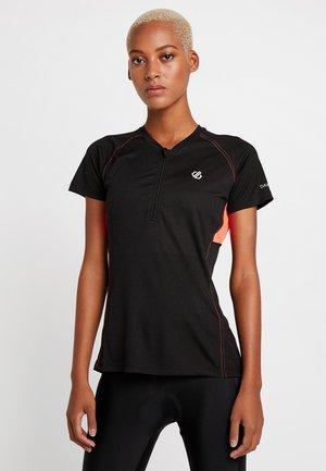 TRIBE - T-Shirt print - black