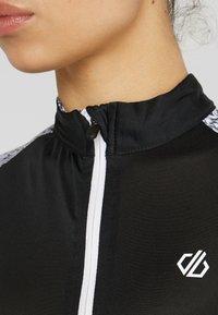 Dare 2B - EXPOUND  - T-shirt imprimé - black/white - 3