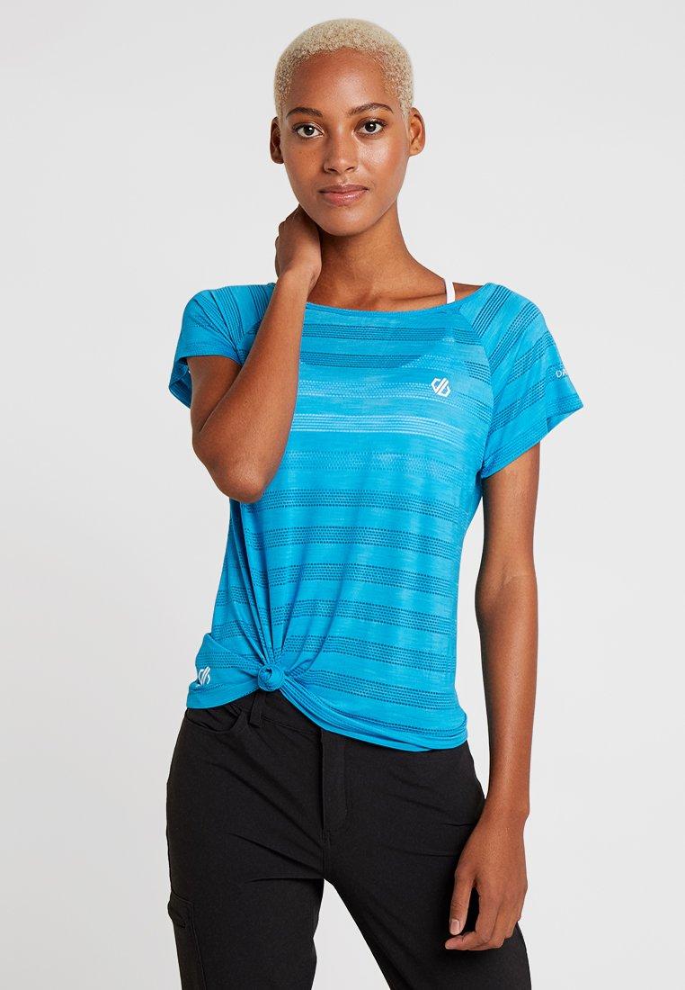 Dare 2B - EFFICIENCY TEE - T-Shirt print - blue jewel