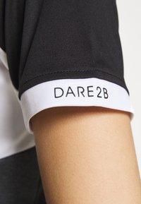 Dare 2B - EXPOUND - Triko spotiskem - black - 5