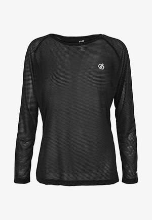 PRAXIS TOP - Camiseta de deporte - black